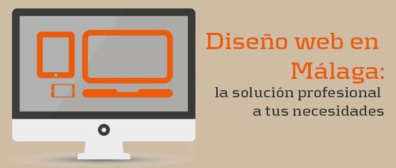 Diseño web en Málaga